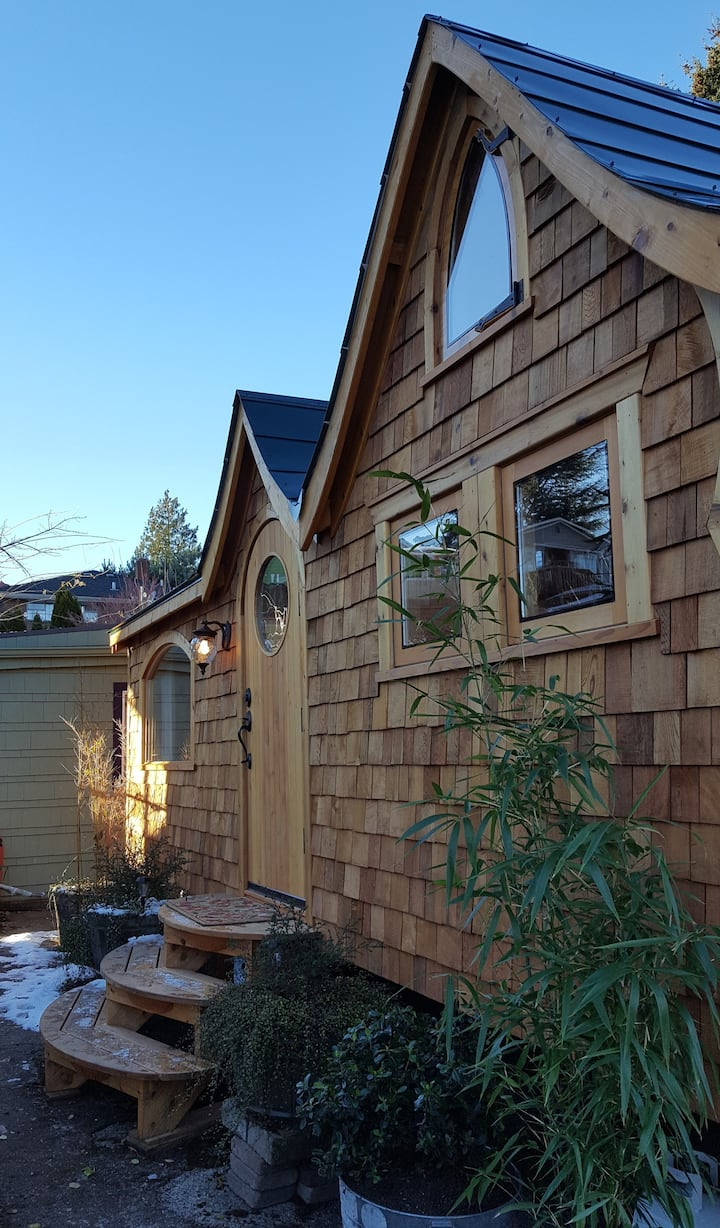Seattle Tiny House, Beacon Hill