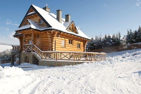 Domek na wsi - Muszynka - Huis