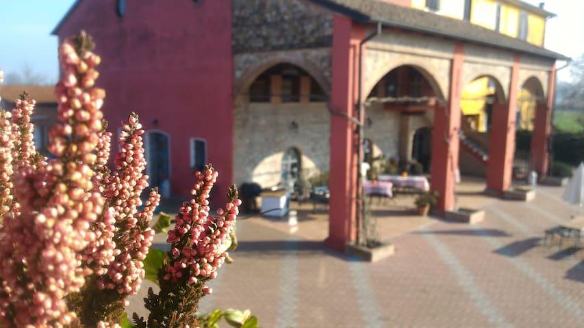 AGRITURISMO  in mezzo alla natura - Parma