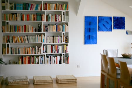 Stylish B&B for Booklovers - Wien