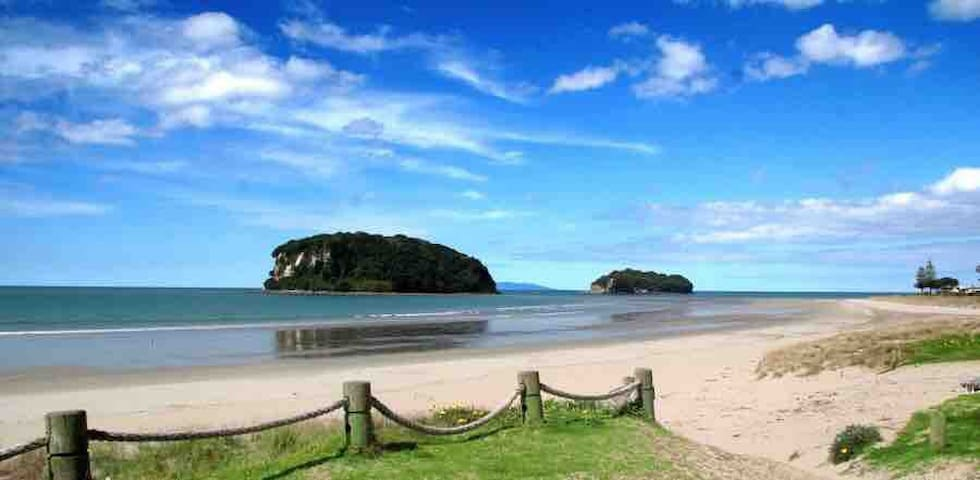 Ocean Blue- Your hub to the Coromandel.