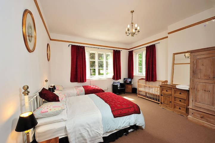 Large period property Nr Harwell Oxford Reading - Chilton - Lägenhet