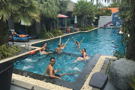 1 bedroom villa : We love Krabi