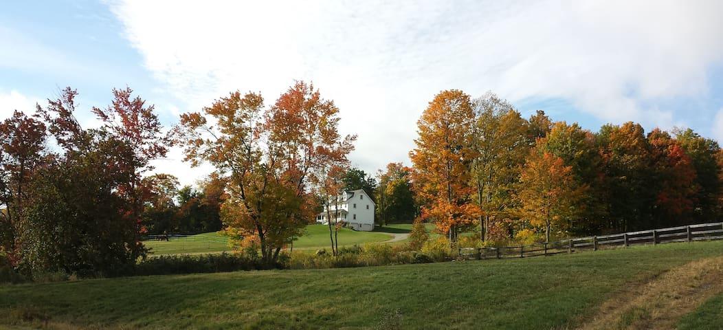 FARM HOUSE on Old Horse Farm!