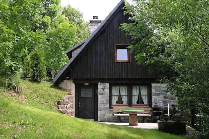 Lovely Holiday Home in St. Georgen ot Brigach with Roofed Terrace
