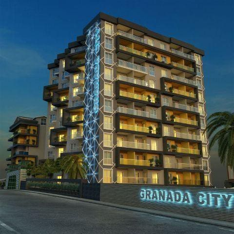 Granada City Residence.Luxury appartment Kleopatra
