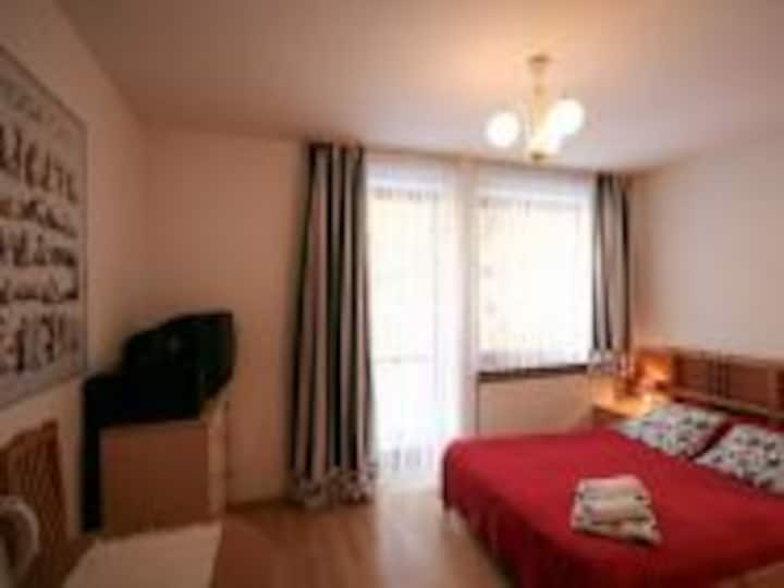Willa Krystyna Double room with terrace