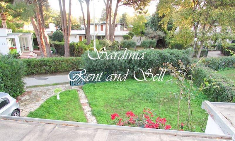 Geremeas,100 m from the beach,6 sleeps,2 bathrooms - Geremeas - Villa