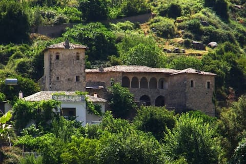 Quiet village house near Llogara National Park