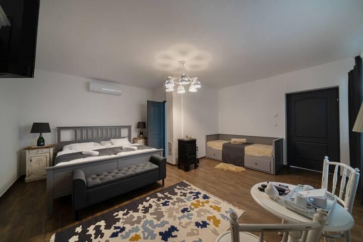 PalKonyha Panzió Speiz - Superior 4-ágyas szoba