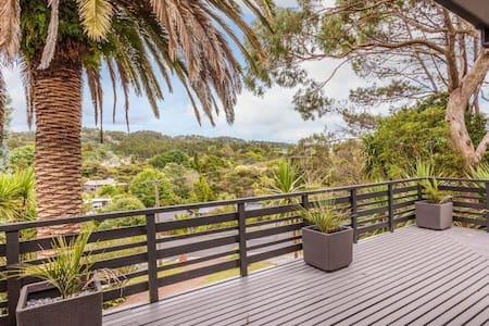 5 Beds Amazing Bush View House - Auckland - Villa