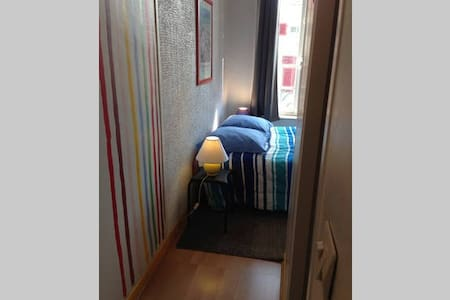 Studio 3 personnes + parking - Nancy - Apartment