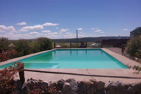 Acceso Viejo - Casas de Campo - La Cumbre - Haus