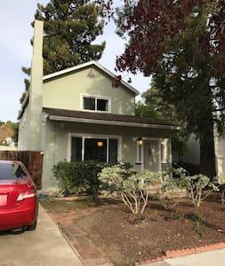 Charming Home Next to Stanford - Palo Alto