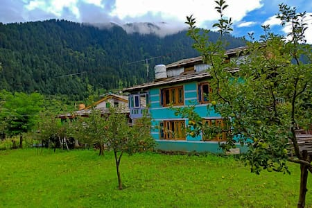 Farm stay_Great Himalayan Village_Deohari,Sainj
