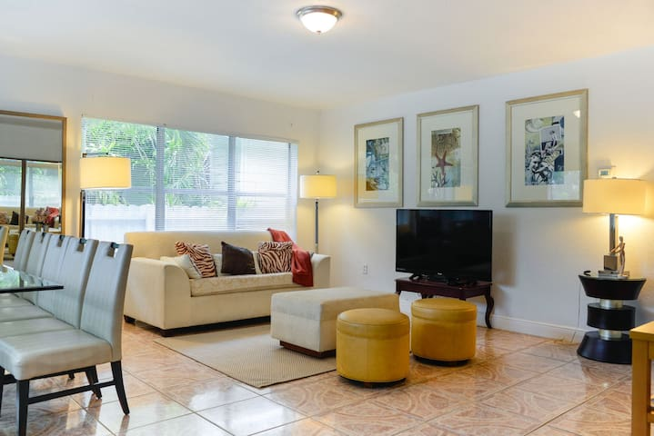 ****Miami Home at the heart of DESIGN DISTRICT.***