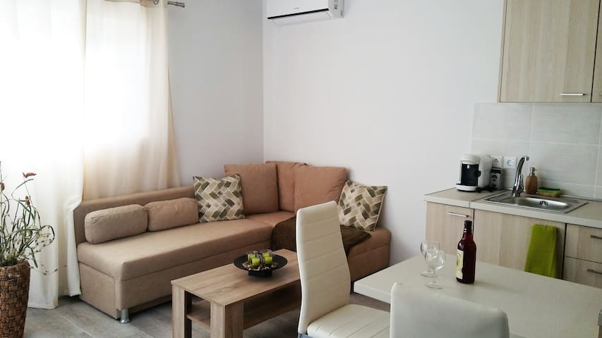 Faliraki Nianthy 1 bedroom apartment - Faliraki - Apartmen