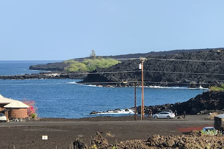 Miloli'i Beach Bungalow, LLC - Captain Cook - Rumah