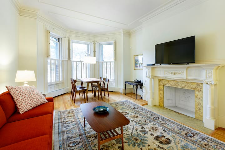 Tasteful|Spacious on Commonwealth|1BR 1BA #1