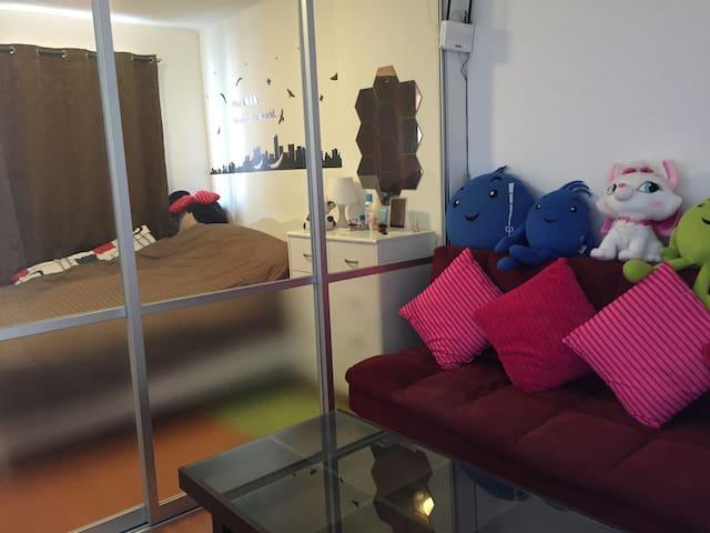 Nice Condo 26 sqm @ Chonburi City - Chon Buri - Condominium