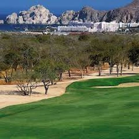 Golf Inclusive 2BR Villa at Cabo Country Club - Cabo San Lucas