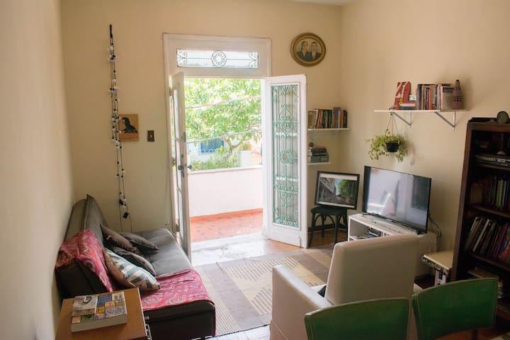 Quarto em casa - Santa Teresa - Largo das Neves