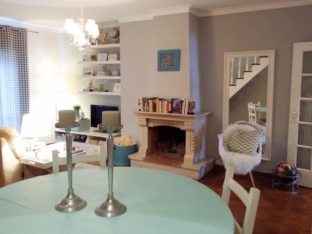 3 Bedroom Apartment near Beaches and Óbidos - Caldas da Rainha - Lägenhet