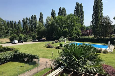 Beautiful apartment and shared pool - Varese - อพาร์ทเมนท์