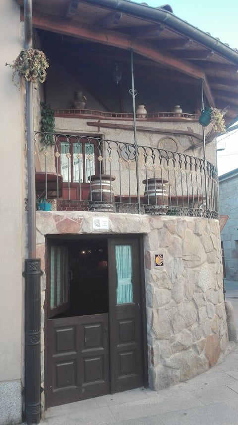 Casa bodega en el casco histórico de Xinzo