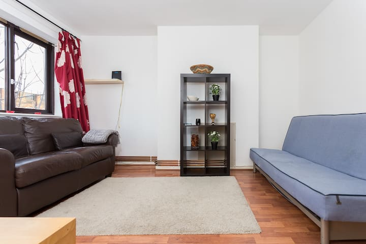 Bright & Homey Flat Minutes From Kings Cross