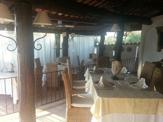 bellissima villa sul mare - Marina di Bordila - Bed & Breakfast