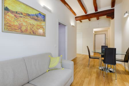 Lovely apartment in the center of Bologna - Bologna - Leilighet