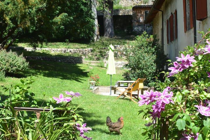 Gîte 4 Personnes - Au Fil de Soi, Ardèche