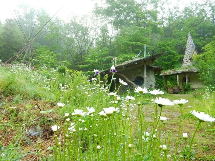 シャンティクティ 自然の中での暮らしを体験