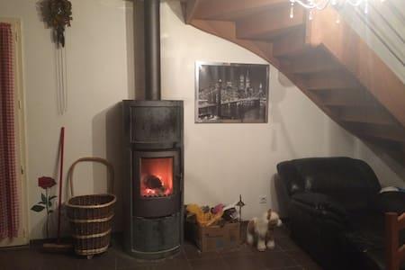 maison neuve a la campagne - Marnac