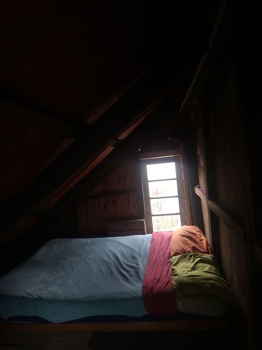 Dormitorio 1 piso de arriba