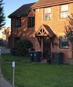 Lovely semidetached house w garden in private road