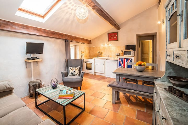 Thym flat - Mas Bruno - Saint Remy de Provence