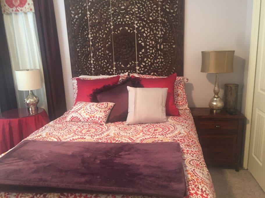 Brand New Pillow Top Queen Bed