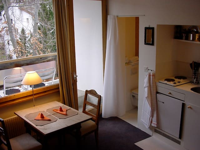 Flims - power suite for 4 people! - Flims Waldhaus - House