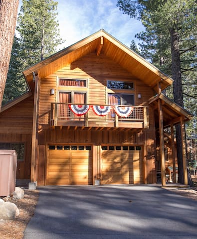 Spectacular Tahoe,  come & enjoy! - Carnelian Bay - House