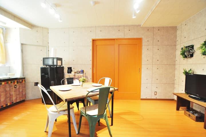 6min to Tsutenkaku/Guest House MINAMI #405