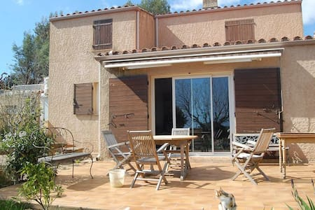 Villa lumineuse et spacieuse à La Ciotat - La Ciotat