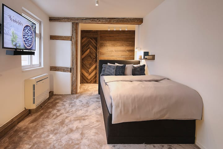 Einzelzimmer im Hotel Bachofer