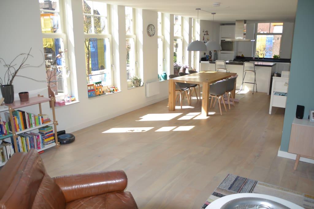 Light livingroom