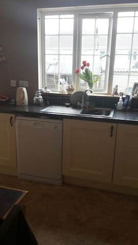 Cosy double room - Balbriggan - Ev