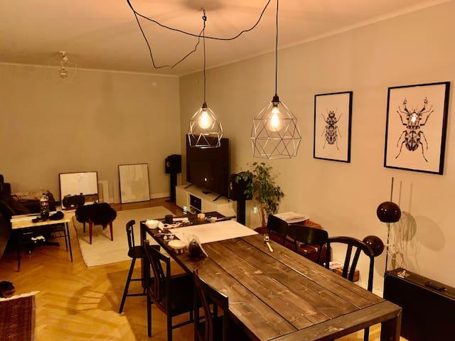Room in central Falun