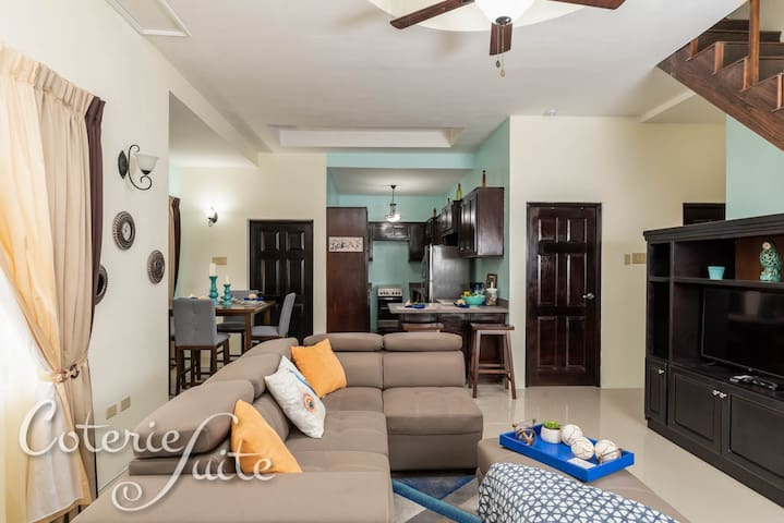 Coterie Suite - 4BR - Meadow Palms Apartment B12