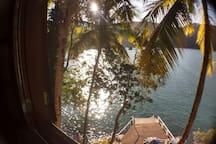 Suíte ( Quarto Amigos 2  ) Tapera da ilha - em ilha gande - angra dos reis - RJ