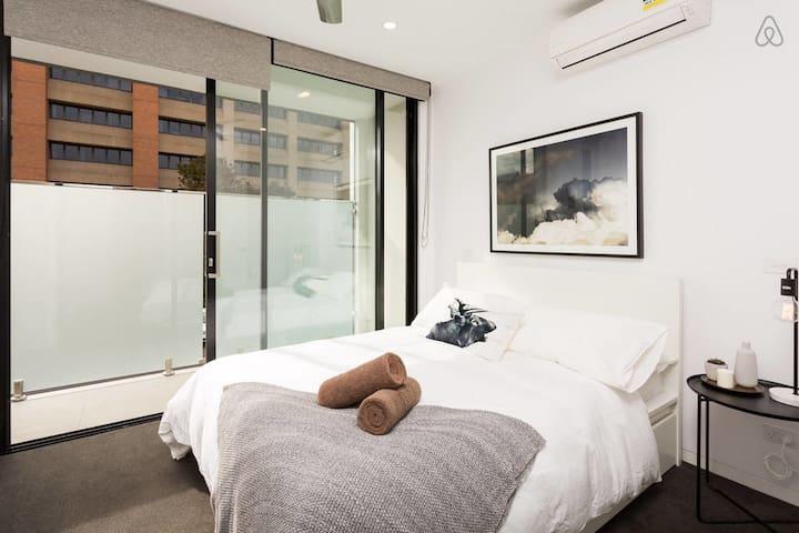 Second Bedroom (Level 1)